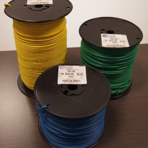 Copper Clad Tracer Wire (30 or 45 mil)